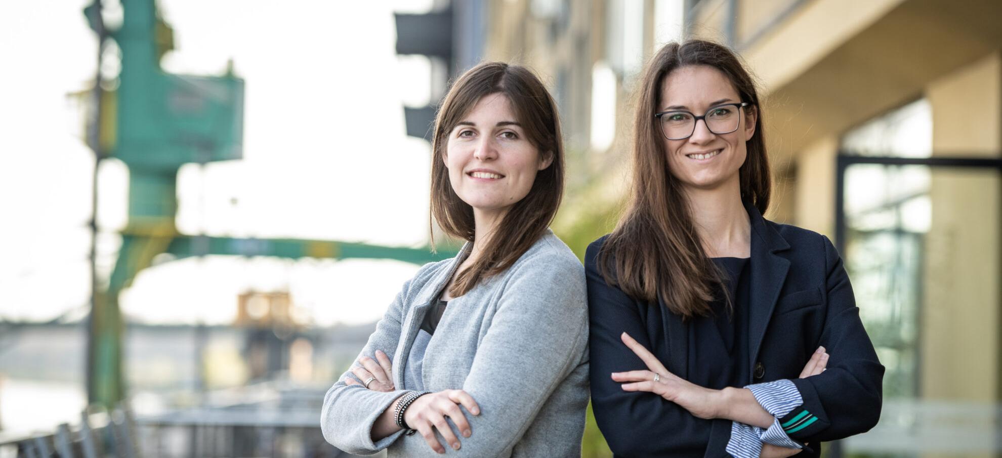 Teambild Geschäftsführung Böhm & Plaßmann